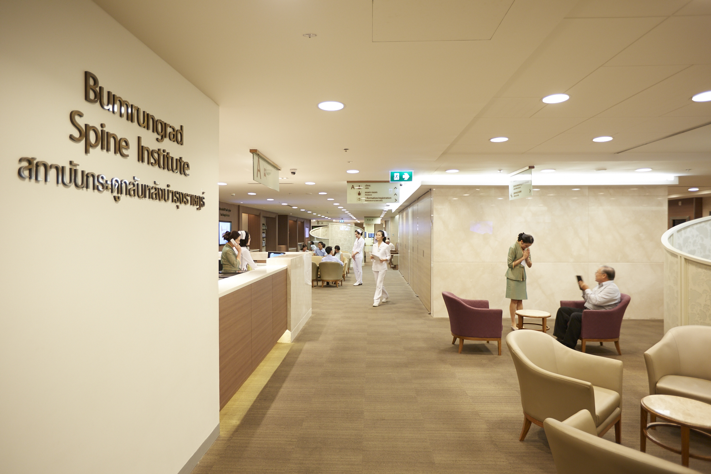 Spine surgery hospital in Bangkok, Thailand
